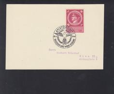 Dt. Reich Besetzung Niederlande SoSt. Amsterdam 1944 - Briefe U. Dokumente