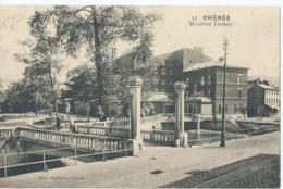 Chênée - Moulins Trokay - Edit Malherbe Chênée - No 12 - 1914 - Belgien