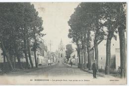 Bonsecours - La Grande Rue, Vue Prise De La Drève - Edition Delsart No 40 - 1906 - België