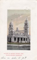 AO17 Palace Of British Applied Arts, Franco British Exhibition, 1908 - Exhibitions