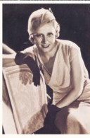 AO17 Film Actress - Irene Dunne - Reproduction Postcard - Actors