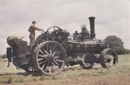 AO17 Transport - Fowler Ploughing Engine - Altri