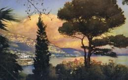 AP72 Monte Carlo, Etude Artistique, Effet De Soleil - Monte-Carlo