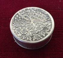 Parfumerie Chéramy Ancienne Boite à Fard Miniature - Materiale Di Profumeria