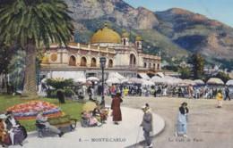 AP73 Monte Carlo, Le Cafe De Paris - Monte-Carlo