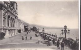 AP73 Monte Carlo, Les Terrasses - LL Postcard - Terraces