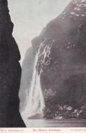 AP73 Syv Sostre, Geiranger - Norway Postcard - Norway