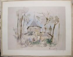 Ile De La Réunion. Francois HENNEQUET 1981 Les Cases -Espace. La Maison La Chapelle Pointue N° 1 - Autres Collections