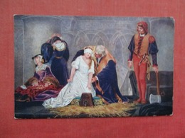 Execution Of Lady Jane Grey   Feb 12 1554-------------   Ref    3586 - History