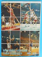 YUGOSLAVIAN BASKETBALL ALBUM 1982/83. * Basket-ball Pallacanestro DRAZEN PETROVIC KRESIMIR COSIC OLIMPIJA LJUBLJANA - Sports