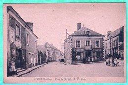 1304 - AVOISE - PLACE DE L'EGLISE - Frankreich