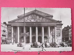 Belgique - Bruxelles - Théâtre Royal De La Monnaie - Scans Recto Verso - Musées