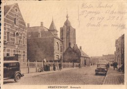 Herenthout Botermarkt (Service Militaire Post) - Herenthout