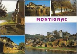 24  Montignac Vues Multiples - France
