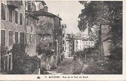 BAYONNE - ( 64 ) - Rue De La Tour Du Sault - Bayonne