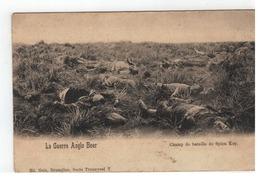 La Guerre Anglo Boer    Champ De Bataille De Spion Kop - Guerres - Autres