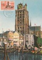 Carte Maximum - Oeuvres De Bienfaisance - Dordrecht