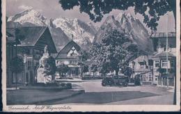 POSTAL ALEMANIA - GARMISCH - ADOLF WAGNERPLATZ - Garmisch-Partenkirchen