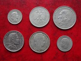 Divers Lot De 6 Pièces - Other Coins