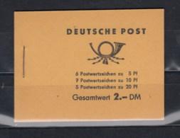 DDR (XX) Michel Kat.Nr. Postfr/** MH 3B2 - Blocchi
