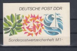DDR (XX) Michel Kat.Nr. Postfr/** SMHD 3e - Blocchi