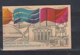 DDR (XX) Michel Kat.Nr. Postfr/** SMHD 5c - Blocchi