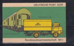DDR (XX) Michel Kat.Nr. Postfr/** SMHD 9da - Blocchi