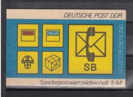 DDR (XX) Michel Kat.Nr. Postfr/** SMHD 11ab - Blocchi