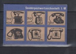 DDR (XX) Michel Kat.Nr. Postfr/** SMHD 12a - Blocchi