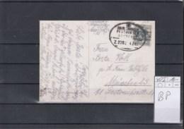 BiZone (XX) Michel Kat.Nr. 40I EF Bahnpost Stempel - Zone Anglo-Américaine
