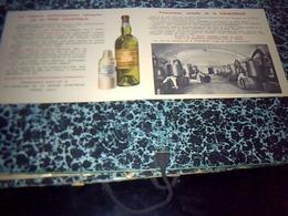 Publicité  Alcool Liqueur Chartreuse Des Péres Chartreux à Voiron Isère - Pubblicitari