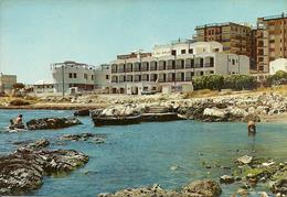 Siponto, Manfredonia (Foggia) Lungomare Del Sole, Hotel Del Golfo - Manfredonia