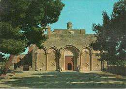 Siponto, Manfredonia (Foggia) Chiesa Maria Santissima, Viale E Facciata - Manfredonia