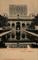 GRANADA - Alhambra - Patio Arrayanes Y Torre De Comares - Granada