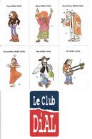 JEU DES 7 FAMILLES DE MUSICIENS BABA COOL CLASSIQUE RAP PUNK ROCKY HARD ROCK REGGAE DESSIN DE KENT LE CLUB DIAL MUSIQUE - Carte Da Gioco