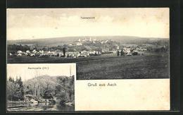 AK Aach, Ortsansicht, Blick Zur Aachquelle - Unclassified