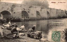 LIMAY   Le Vieux Pont - Limay
