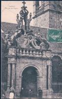 POSTAL FRANCIA - CARNAC - PORTAIL DE L'EGLISE - Carnac