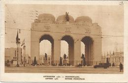 ANVERS-ANTWERPEN - Exposition De 1930 - Entrée Principale - Oblitération De 1930 - Antwerpen