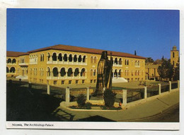 CYPRUS - AK 361021 Nicosia - The Archbishop Palace - Zypern