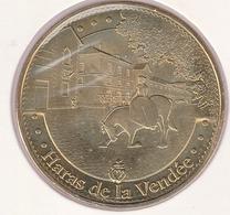 MONNAIE DE ¨PARIS 85 LA ROCHE SUR YON Haras De La Vendée - Haras De La Vendée - La Révérence - 2015 - Monnaie De Paris