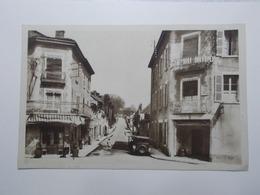 Carte Postale  - MORESTEL (38) - Place Et ROute De St Victor (3408) - Morestel