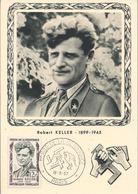 Maximum 1 Giorno - Francia - Eroi Della Resistenza - Robert Keller - H5589 - Cartoline Maximum