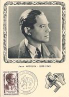 Maximum 1 Giorno - Francia - Eroi Della Resistenza - Jean Moulin - H5592 - 1960-69