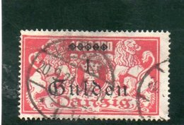 DANTZIG 1923 O - Dantzig