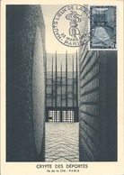 Maximum 1 Giorno - Francia - Crypte Des Dèportès - H5597 - 1960-69