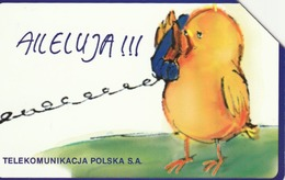 POLONIA. PASCUA. Alleluja III. 25U. 815. (101) - Polonia