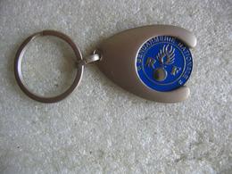 Porte Jeton De La Gendarmerie Nationale (RF) - Jetons De Caddies