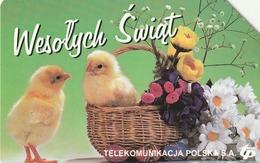 POLONIA. PASCUA. Easter 2002. 25U. 1326. (102) - Polonia