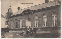 Hombeek - Gemeentehuis - Geanimeerd - Uitg. De Proost-Verhaegen/Nelson - Mechelen